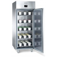 AIL031/ICE 100 BTV Gelato Vacuum Storage Cabinet 875Lt, Touch Screen Interface