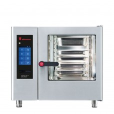 GENIUS MT 6-11, 6x1/1GN Gas Combi Oven with RH Hinged Door