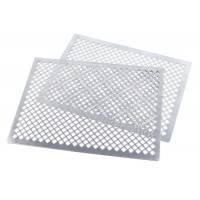 Aluminium grill pattern plate – set of 2 to suit GSA610S
