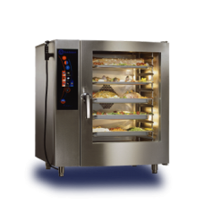 10 Tray Vision Cooking Centre (Marine)