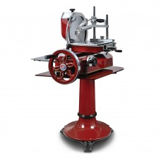 Cast iron stand suited to the heritage flywheel slicer