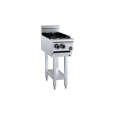 K+ Two Burner Boiling Top Lower Working Height