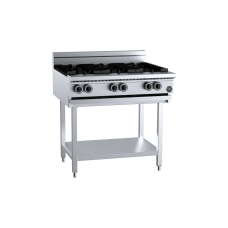 K+ Six Burner Boiling Top