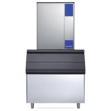 High Production Half Dice Ice Machine 400kg/24h