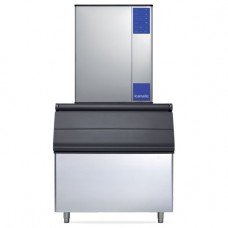 High Production Half Dice Ice Machine 465kg/24h