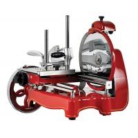 Retro flywheel slicer Red, blade diameter 300mm
