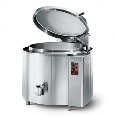 Fixpan - Stationary boiling pan indirect steam heating 100L
