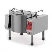 EasyBaskett - Direct gas heating tilting pan 100lt