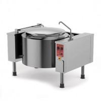 EasyBaskett - Indirect electric heating tilting pan 480lt