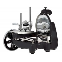 Retro flywheel slicer Black, blade diameter 300mm