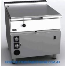 900 Kore, Electric Bratt Pan, Cast Iron Pan, Auto Tilt