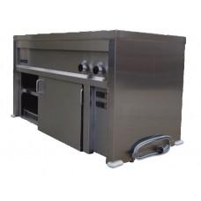 Hot Cabinet Bain Marie -3 Mod