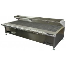 Four Burner Synergy Grill - 1700mm