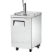 TRUE TDD-1-S 1 Door Stainless Direct Draw Beer Dispenser