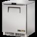 TRUE TUC-24-HC 24, 1 Solid Door Undercounter Refrigerator with Hydrocarbon Refrigerant