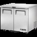 TRUE TUC-36 36, 2 Solid Door Undercounter Refrigerator