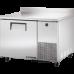 TRUE TWT-44 36, 1 Door Stainless Work Top Refrigerator