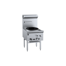B&S Commercial Kitchens UFWWK-1 K+ Single Hole Waterless Wok Table