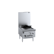 B&S Commercial Kitchens UFWWSPK-1 K+ Single Hole Waterless Stock Pot Cooker