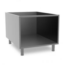 Queen7 Stainless steel open cabinet 600mm