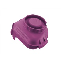 Advance one piece purple lid