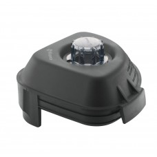 Advance lid with plug