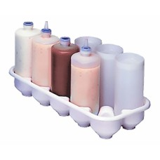 580 Series Heavy Sauce Portion Dispenser, Bottle Storage Tray