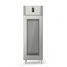 ADVANCE , 490L Capacity One Glass Door Refrigerated Cabinet | Self Contained | -2°C to +8°C