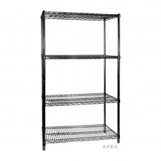 F.E.D. B24/24 CoolRoom Wire Shelving - 610Wx610Dx1880H