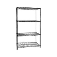 CoolRoom Wire Shelving - 760Wx610Dx1880H