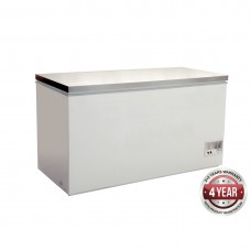 Chest Freezer With Stainless Steel Lids - 1850