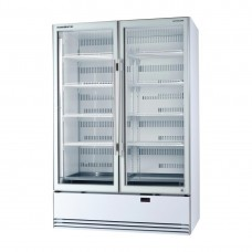 Skope BME1200-A BME ActiveCore Ultra Efficient Vertical Double Glass Door Chill Wh(Direct)
