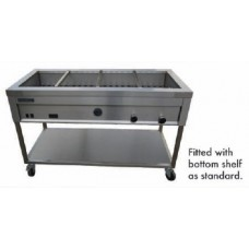 Trolley To Suit 3 Mod Bain Marie