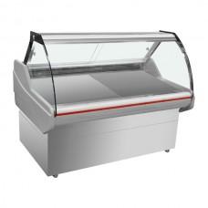 F.E.D. FGDR1500LC Bonvue Curved Deli Cabinet - 1500mm