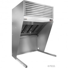 Bench Top Filtered Hood - 1200mm