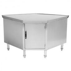 F.E.D. BSCC Buffet Servery Corner Cabinet