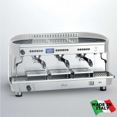 Bezzera BZE2011S3EPID 3 Group Ellisse Espresso Machine With Auto Foamer