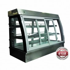 Thermaster by FED C4HT12 Belleview Drop-In Counter Top Display Heated - 1200