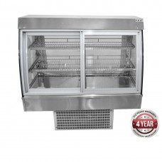 Thermaster by FED C4RF18 Belleview Drop-In Counter Top Display - 1800mm