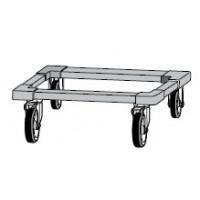 Castors and frame for models HSW 013E / HSH 031E / HSH 051E