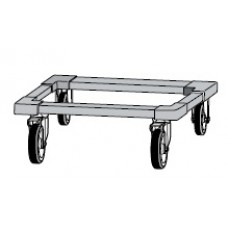Moduline renova CASTORS + FRAME Castors and frame for models HSW 013E / HSH 031E / HSH 051E