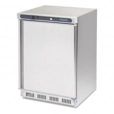 Polar CD080-A Refrigerator Undercounter Cabinet 150Ltr St/St Body & Door