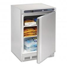 Polar CD081-A Freezer Undercounter Cabinet 140Ltr St/St Body & Door
