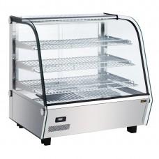 Heated Display Merchandiser - 120Ltr