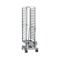 Tray Loading Trolley for 201 Ovens