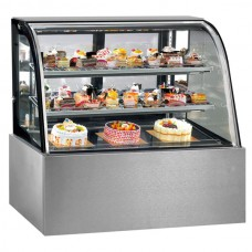 Thermaster by FED CG150FA-2XB CG Chilled Display Cabinets - 1500mm
