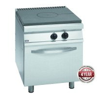 700 Series, Gas Solid Top Range With Oven