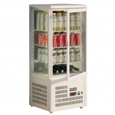 Polar GC870-A Chilled Display Cabinet - 68Ltr