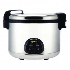 Jumbo Rice Cooker - 20l (20l cooked 9Ltr dry) Aus Plug