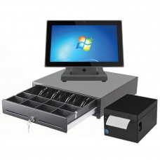 "F.E.D. COM-S01 Commercial POS System Touchscreen Starter 14"" J2 225"